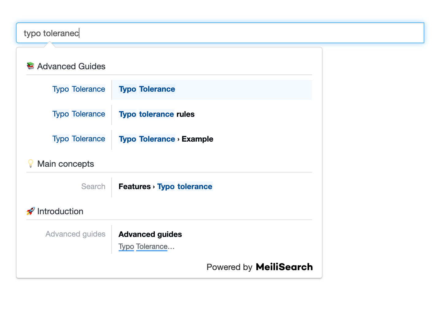 docs-searchbar.js example